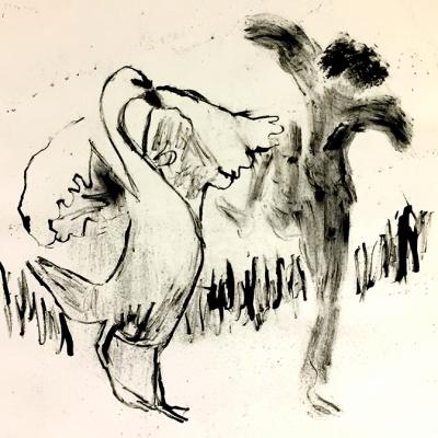 Sibelle Litografi-The-Dance-37x27