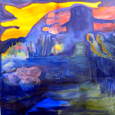 Sibelle Oilpainting-Horizontal-Silence-100x100