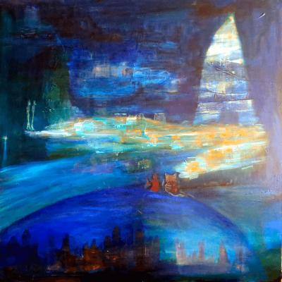 Sibelle Oilpainting-Landscape-100x100