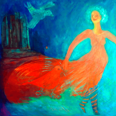 Sibelle Oilpainting-Lecture-100x100