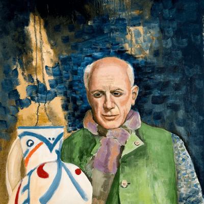 Picasso - 75cm x 55cm